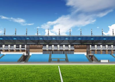 Тутракан – Стадион